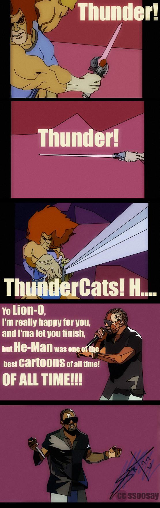 Kanye-thundercats